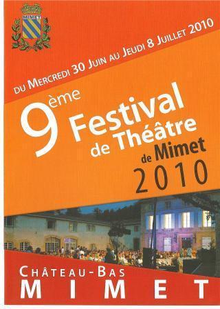 9ème Festival de Théatre