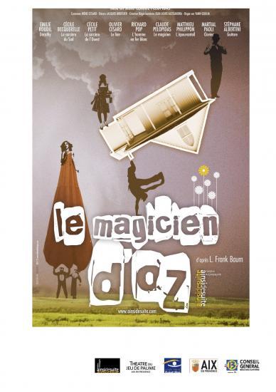 Le magicien d oz 4