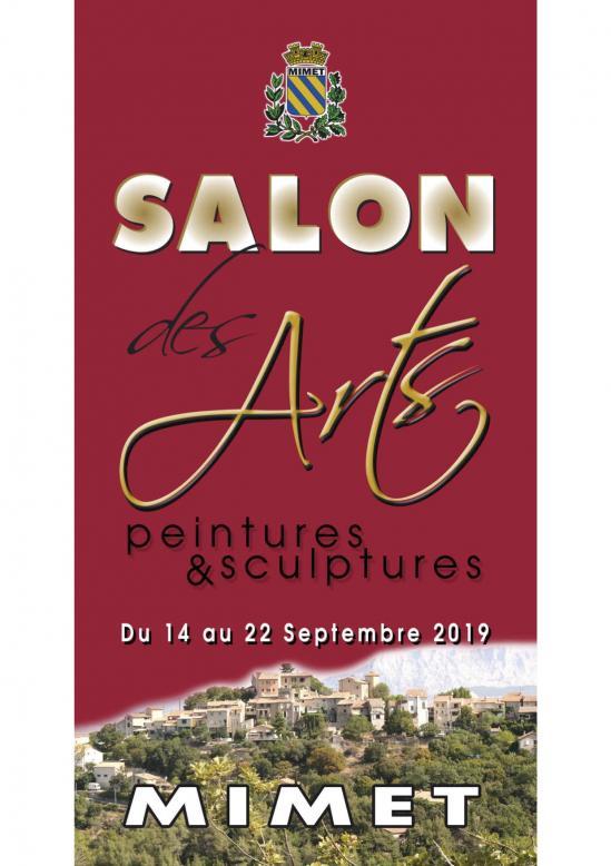 Salon des arts invitation r 2019 1